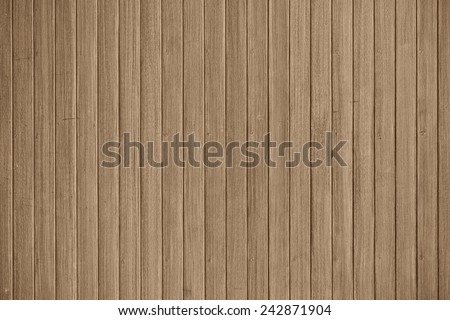 wood plank wall for decoration - stock photo