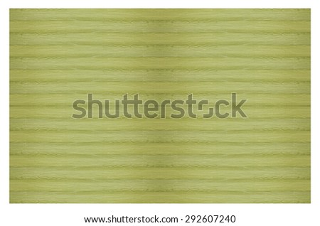 Wood plank wall surface on a white background. - stock photo
