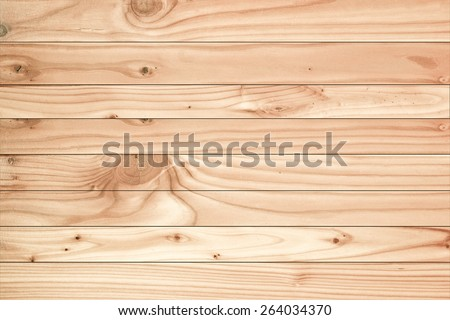 wood plank wall texture for decoration - stock photo