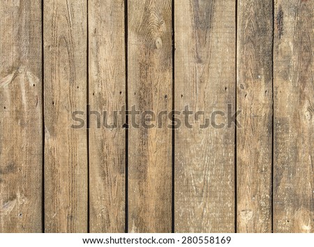 Wood Plank Warm Brown Texture Background Stock Photo