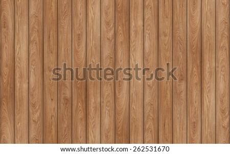 Wood planks texture - stock photo
