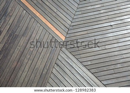 wood road /wet wood texture