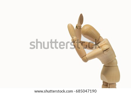 3d Printed Female Sex Organ Clitoris Stock Photo 572343250