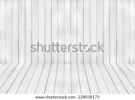 Wood Room Interior Design Brown Wooden Stock Photo (Royalty Free ...