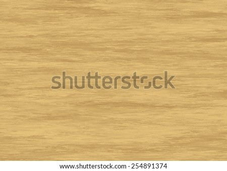 Wood surface texture. Digitally generated warm beige wood or plywood texture with realistic pattern. - stock photo
