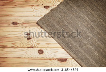 wood texture and textile background texture