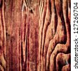 wood texture background. closeup of old wood plank. - stock photo