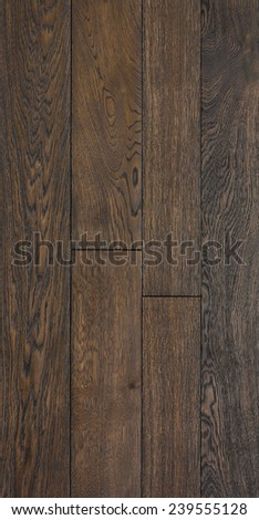 Wood texture background for design, oak toned board . - stock photo