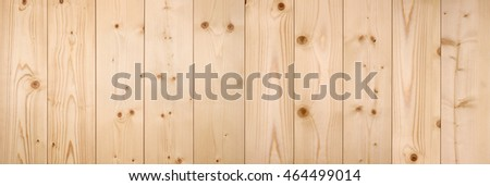 Wood texture background, panorama.
