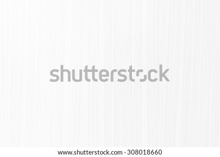 Wood texture background white color - stock photo