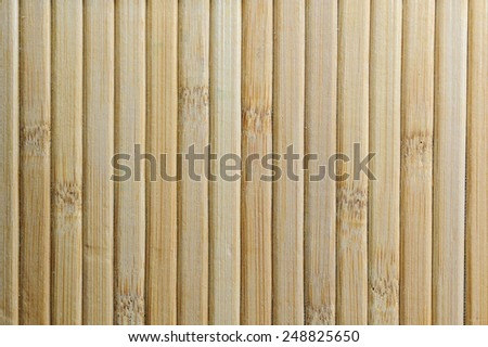 wood texture, bamboo - stock photo