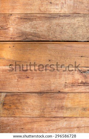 Wood texture for background - stock photo