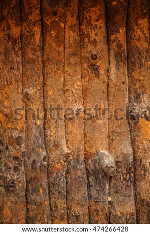 wood texture in outdoor