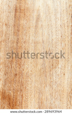 Wood texture made by nature - stock photo