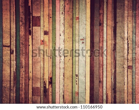 Wood texture material background for Vintage wallpaper