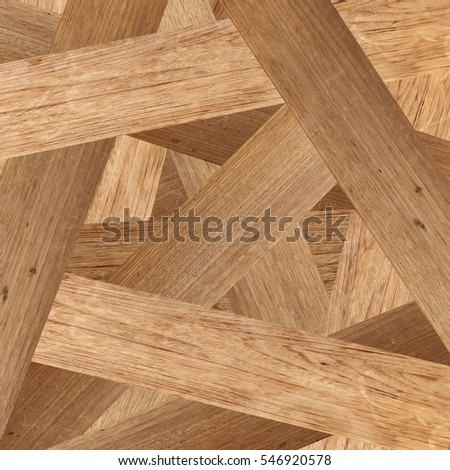 Wood texture mixed