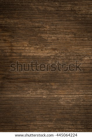 Wood texture, old rustic wooden background