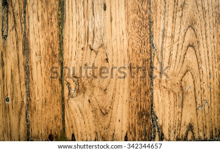 Wood texture panels natural wooden background