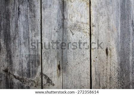 wood texture selective focus center - stock photo