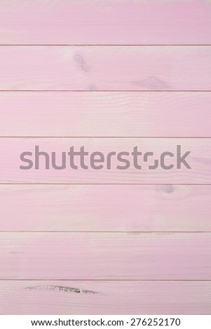 wood texture with pink color background. - stock photo