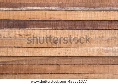 Wood texture. Wooden boards for building materials