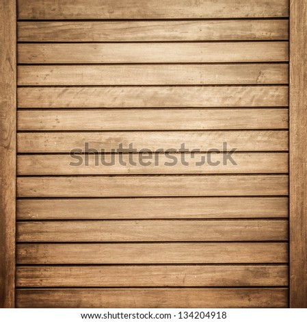 wood wall brown texture. background old wall - stock photo
