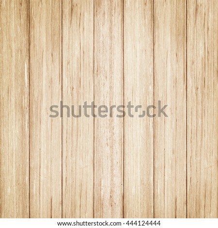 Wood wall plank vertical texture background - stock photo