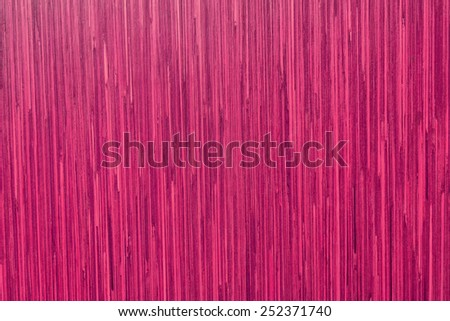 wood wall texture pink tone. - stock photo