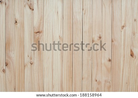 Wood wall texture use for background - stock photo
