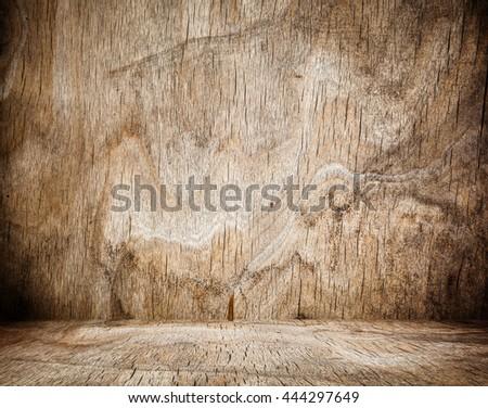 Wood Wood Room Wood Interior Wood Studio Template Old Stock ...