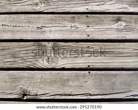 Wood wooden boards planks lumber natural forest woods trees - stock photo