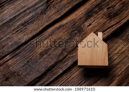 Wooden - stock photo