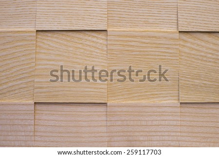Wooden background with texture, light color