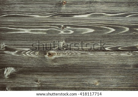Wooden background  with vintage effect