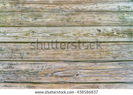 Wooden Board Background.