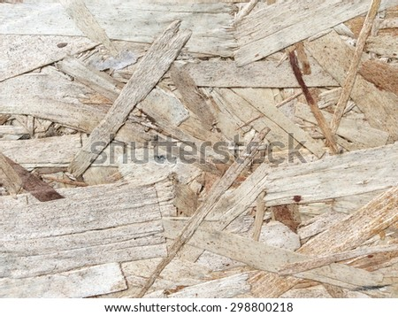 wooden box texture - stock photo