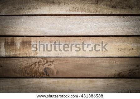 wooden crates texture - stock photo