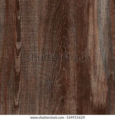 wooden dark brown texture. (High.res.) - stock photo