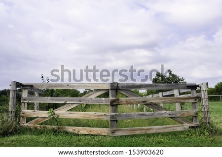 Wooden Farm Fence wooden farm fence stock images, royalty-free images & vectors