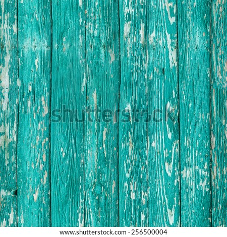 wooden fence, seamless texture - stock photo