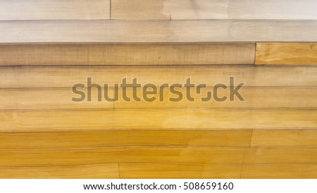 Wooden floor background and texture
