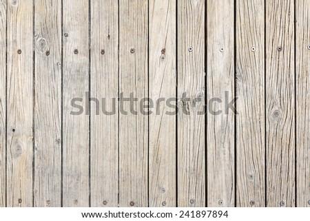 Wooden floor texture background - stock photo
