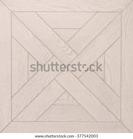 Wooden floor. Texture, pattern. Very bright floor. Close-up