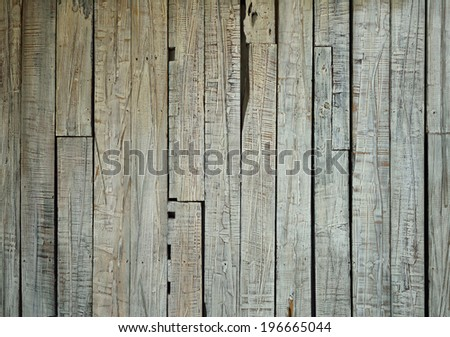 Wooden flooring background - stock photo