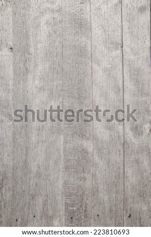 Wooden grey board texture