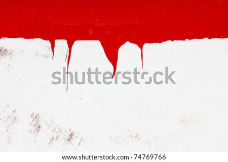 wooden grungy painted background