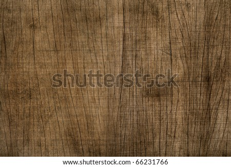 wooden line pattern - stock photo