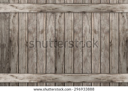 wooden pallet textured. ready to use for your design - stock photo