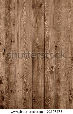 wooden panels background - stock photo