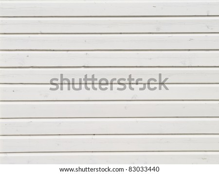 Wooden panels texture from cabin on the beach - stock photo